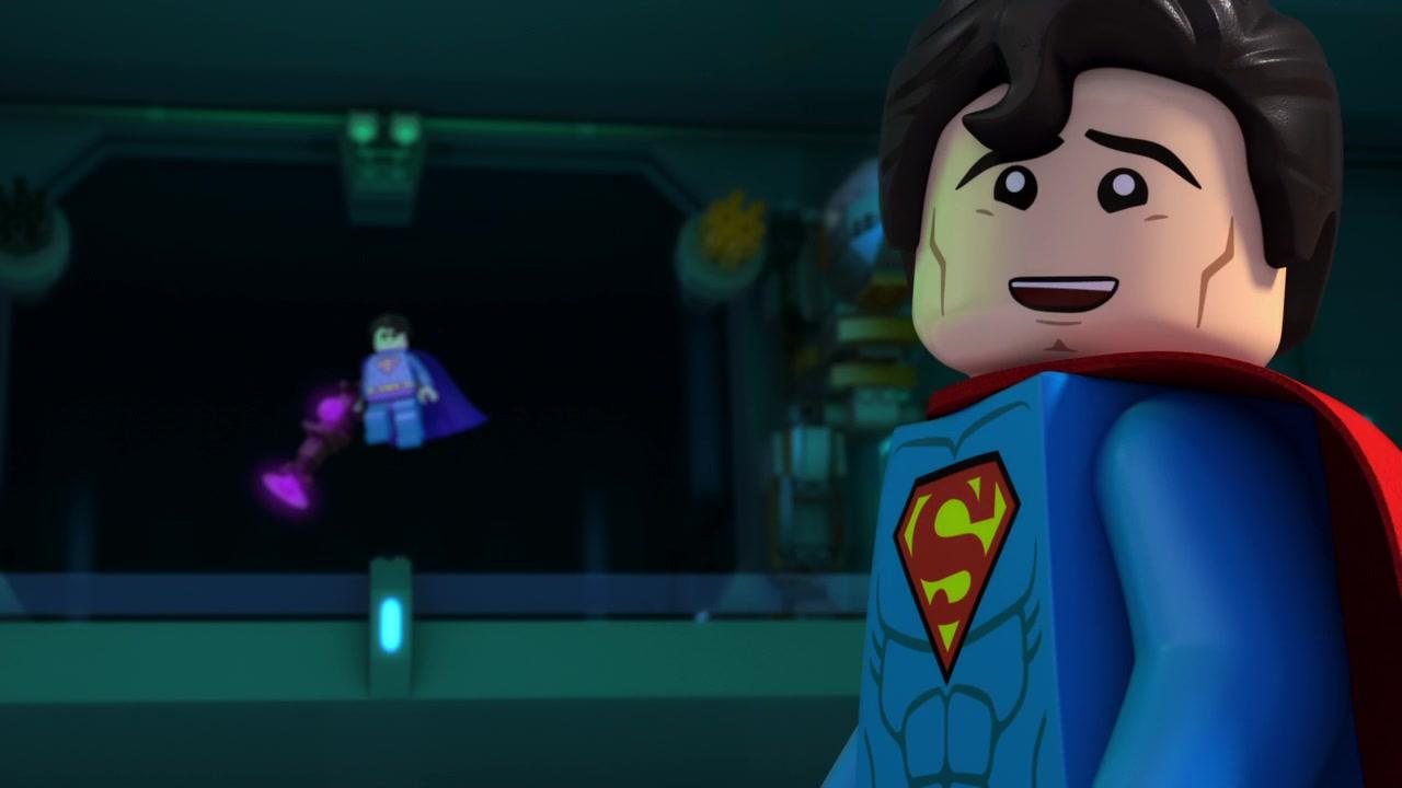 Смотреть онлайн lego супергерои dc лига